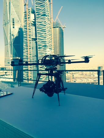 Skyjib, Movi M15, Red Epic