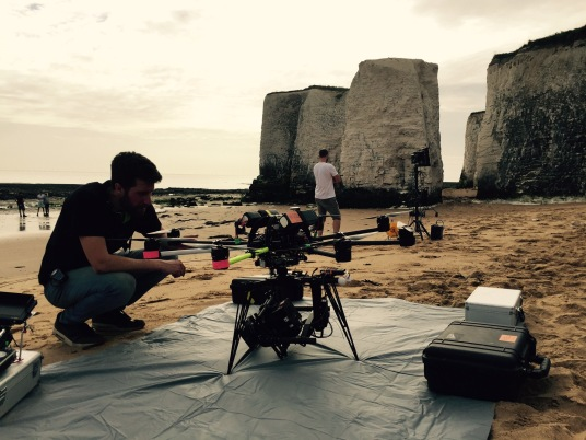 drone, anamorphic lens, beach, commercial, botany bay, uav, movi, m15, freelfly, octocopter, suas, aerial filming, flying camera company, red dragon, kowa