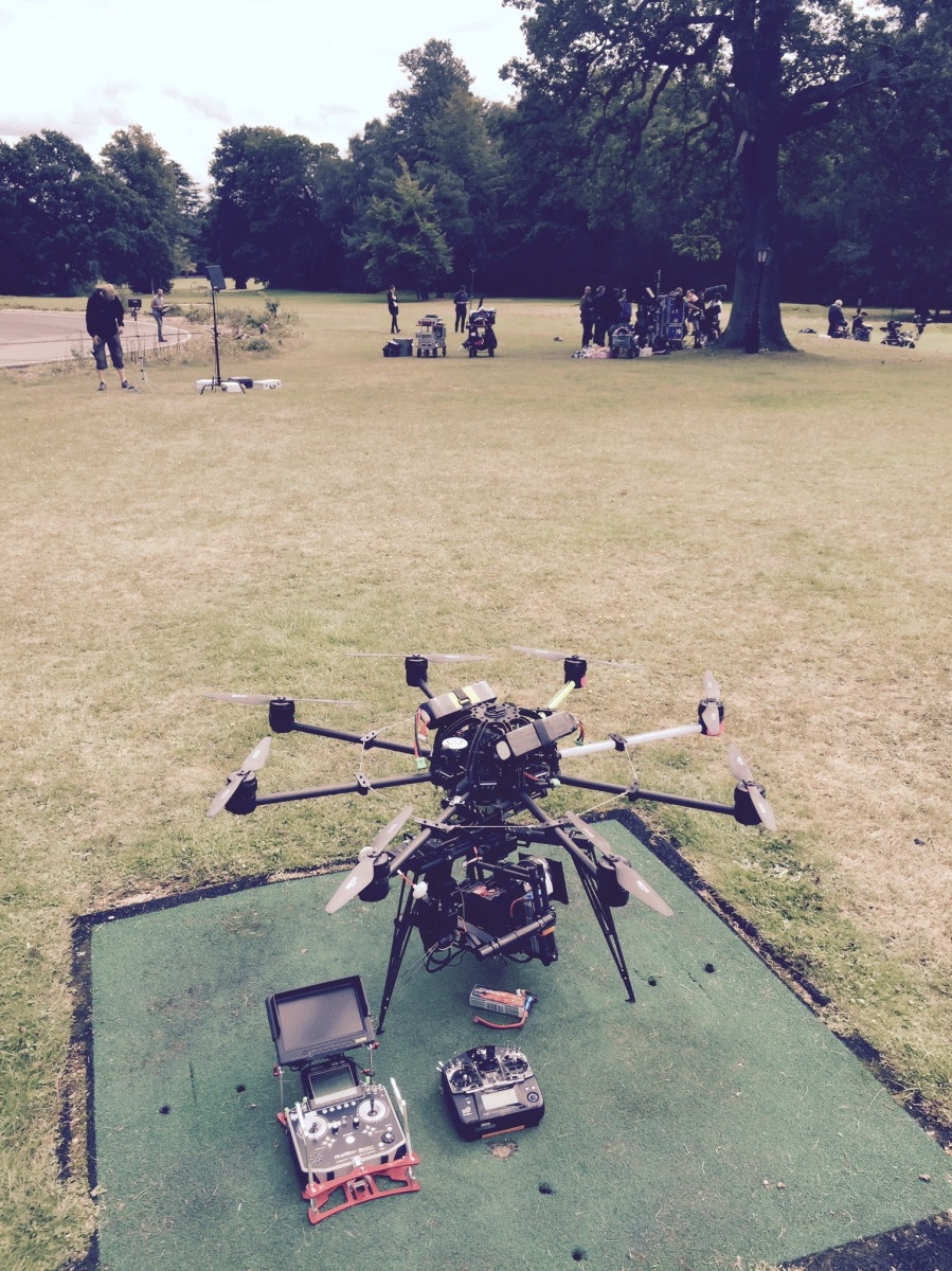 flying camera company, movi m15, freely, aerial filming, red dragon, droidwork, skyjjib 8, UAV, drone, octocopter, multi rotor,action movie, cooke s2 lenses, stunt, vfx, film, production, vehicle crash