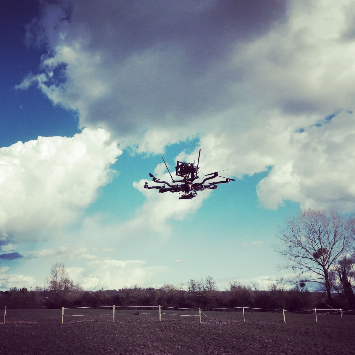 Drone Filming, UK, Bristol, Aerial Filming, UAV, Freefly, Alta 8, sky view, drone, top mounted, Alexa mini, flying camera company, UAV, Movi M15