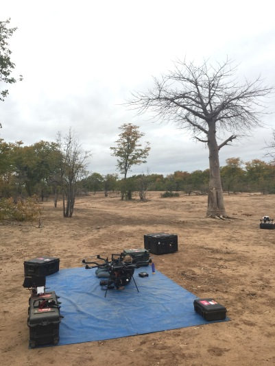 Tarpaulin, dust, Alta 8, Freefly systems, Movi M15, Red Weapon, UAV, Heavy lift, Zimbabwe, Africa, Flying Camera Company, Drone, Filming, Natural History,
