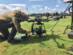 Kiri, Channel 4, drama, drone, alexa mini, Alta 8, Movi Pro, Leica Summilux-C, Bristol, The Downs, Drone filming