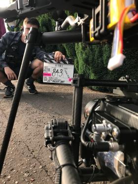 Kiri, Channel 4, drama, drone, alexa mini, Alta 8, Movi Pro, Leica Summilux-C, Bristol, Cardiff, Drone filming